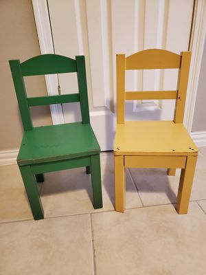 Kids playroom chairs for Sale in Baytown, TX
