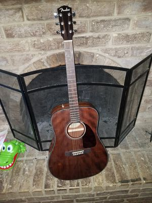 Barely used guitar. Paid $400 for it. for Sale in Arlington, TX