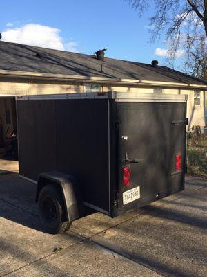 Enclosed trailer 5x8 for Sale in Nashville, TN