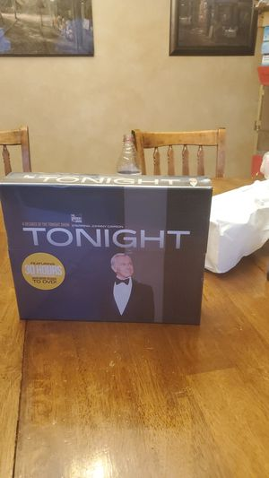 tonight 4 decades of the tonight show starring johnny carson new for Sale in Mokena, IL