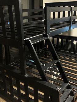 Black Bunk Bed for Sale in Glendora,  CA