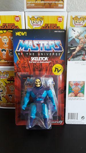 Motu action figure skeletor for Sale in San Diego, CA