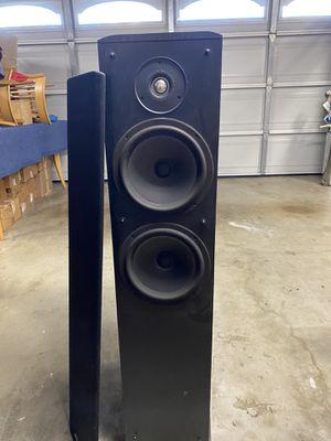 Polk Audio RT16 towers speakers for Sale in Cypress, CA
