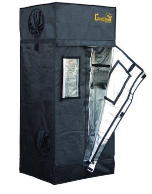 Grow tent gorilla grow tent 2x2.5 for Sale in Chula Vista, CA