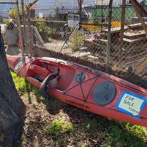 Heritage ocean kayak in good condition for Sale in Moraga, CA