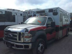 2008 Ford F450 Diesel Ambulance for Sale in Dublin, OH