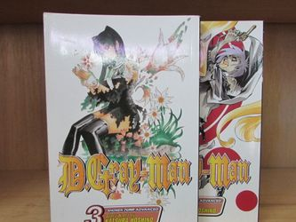 D.Gray-Man manga Volumes 3 and 11 for Sale in Seattle,  WA