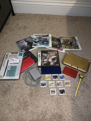 Nintendo 3Ds XL Zelda Special Edition for Sale in Boston, MA