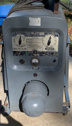 Lincoln sa-200 welder for Sale in Severn, MD