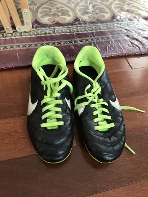 Soccer cleats size 2 for Sale in Bailey's Crossroads, VA