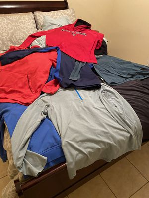 Men's clothing /shirts /jackets / hoodies for Sale in Carrollton, TX