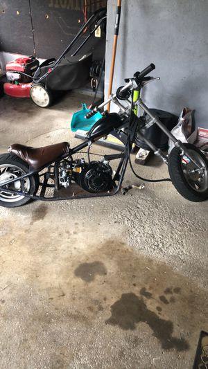 Custom mini chopper for Sale in Horseheads, NY