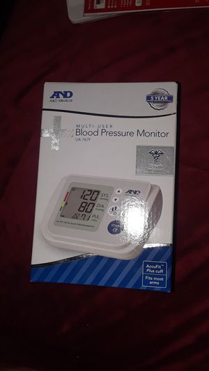 $30 A&D Blood Monitor for Sale in Chandler, AZ