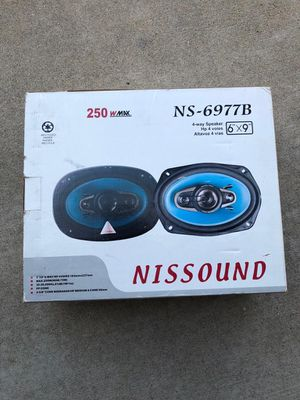 Speakers 250 watts for Sale in Lemont, IL