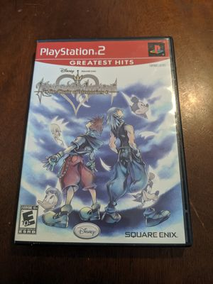 Kingdom hearts re chain of memories for Sale in Sacramento, CA