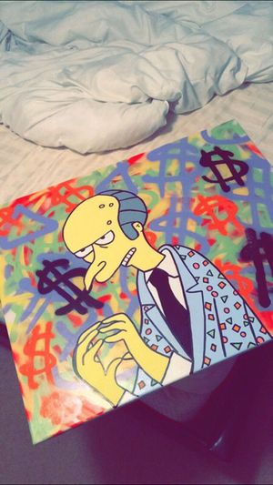Simpsons Painting for Sale in San Francisco, CA