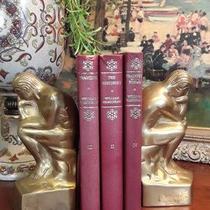 Vintage Brass Bookends for Sale in Greensboro, NC
