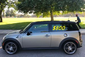 $800URGENT I Selling 2009 MINI Cooper Clubman S,Very clean.Clean tittle Runs and drives great.,no issues!Clean title for Sale in Baton Rouge, LA