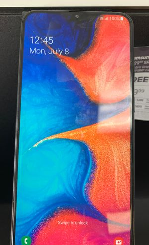 Wow get 4 Samsung A20 free for Sale in Hialeah, FL