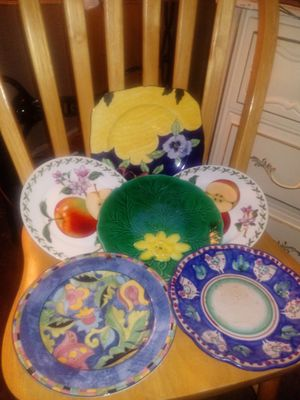 Antique plates for Sale in Longview, WA