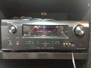 Denon 5.1 receiver for Sale in Newport News, VA