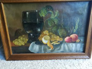 Oil painting from Moscow Russia for Sale in Eden Prairie, MN