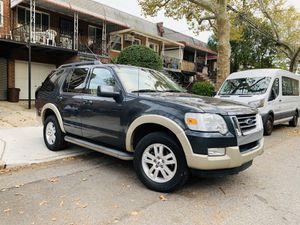 2010 Ford Explorer Eddie Bauer 4WD Clean CarFax for Sale in Queens, NY