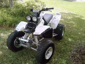 Yamaha warrior 350 /Yamaha TTR 225 trade for utility atv for Sale in Tonawanda, NY