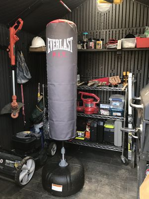 Ever last punching bag for Sale in Upland, CA