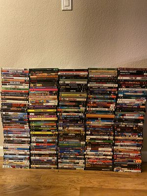 Massive DVD collection for Sale in Vancouver, WA