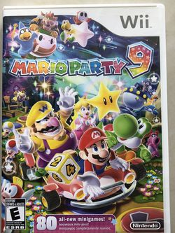 Mario Party 9 Case (No Game) for Sale in Fort Lauderdale,  FL