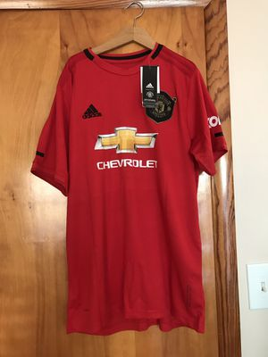 authentic manchester united jersey pogba 6 for Sale in New Haven, CT