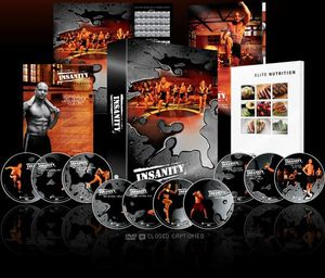 Insanity 60 day total body conditioning for Sale for sale  Cliffwood, NJ
