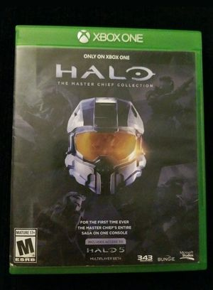 Halo The master Chief Collection Xbox one for Sale in Chicago, IL