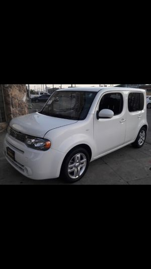 nissan cube año 2013 titulo salvage for Sale in Los Angeles, CA