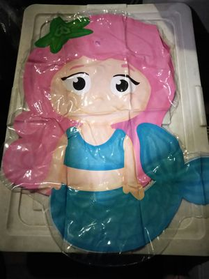 NEW Plastic Mermaid Inflatable Toy for Sale in Los Angeles, CA