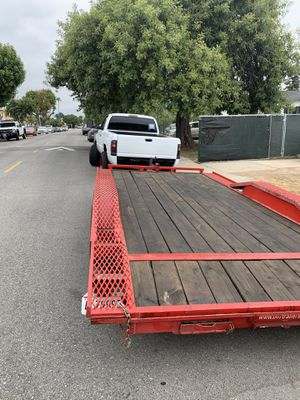 Trailer 7x16 for towing cars for Sale in Beverly Hills, CA