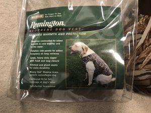 Camouflage Dog Vest. Size Medium. Mossy Oak Shadow Grass pattern. for Sale in Henderson, KY