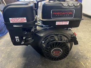New Predator 8hp gas engine. for Sale in Las Vegas, NV