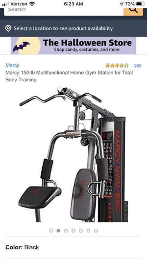 MARCY GYM 150 LB for Sale in Riverside, CA