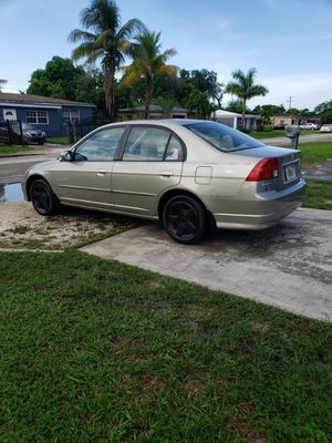 2004 Honda Civic Ex for Sale in North Miami, FL