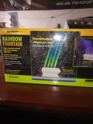 Rainbow fountain for Sale in Lone Tree, CO