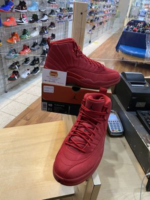 Air Jordan 12 Gym Red 2018 Size 10 for Sale in Silver Spring, MD