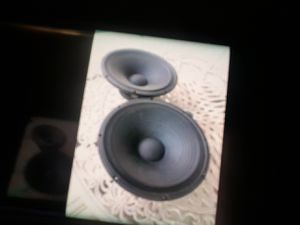 "Pair of Eminence Kappa-15A-15"" pro audio woofers 8 ohm 450 watts for Sale in West Covina, CA"