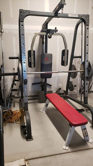 Marcy Home Gym for Sale in Porterville, CA