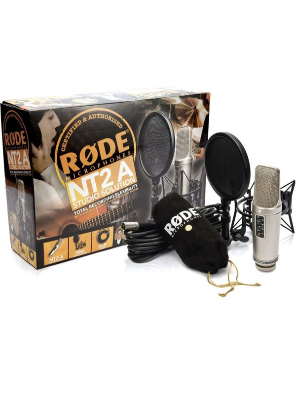 RØDE NT2-A Microphone studio solutions kit
