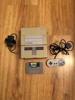 Super Nintendo for Sale in West Greenwich, RI
