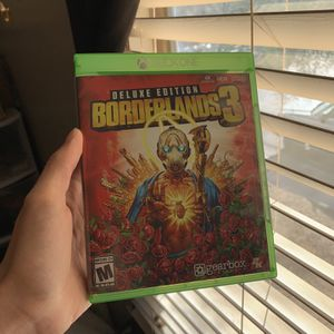 XBOX ONE BORDERLANES 3 DELUXE EDITION for Sale in Avondale, AZ