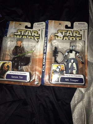 Star Wars figures for Sale in Lemon Grove, CA