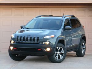 Jeep trailhawk rims with tires for Sale in Westlake, OH